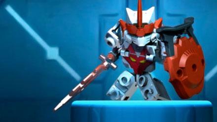 Tenkai Knights: Web Cinematic