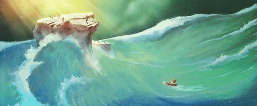 Wave of Terror - Solomon Gamino